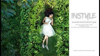 Official INSTYLE Fashion Shoot Making Video | Akshay Gadekar | Direction Films