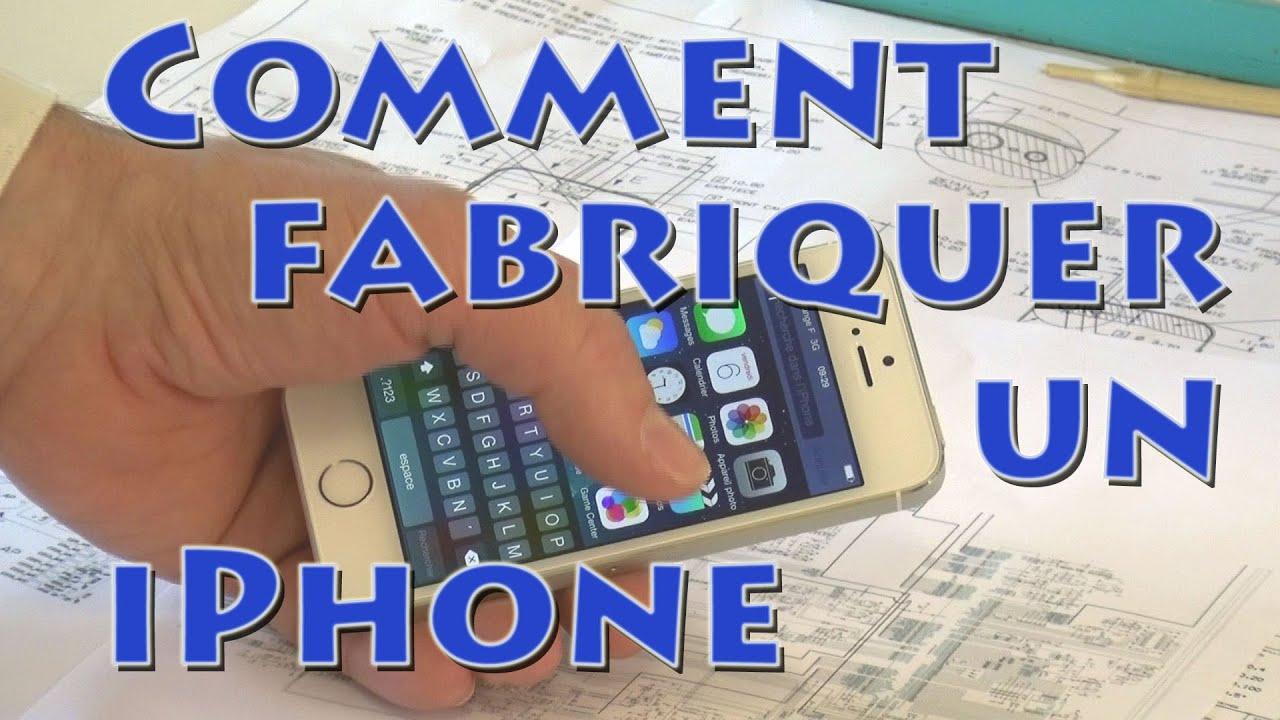 Comment Faire Un Objet En Papier #8: Comment Fabriquer Soi-même Un IPHONE 8 Avec Un Four à Micro-ondes - YouTube