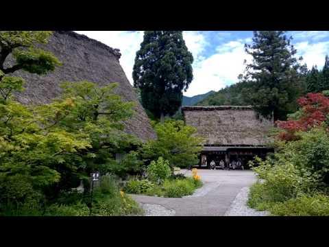 ARCHIELUXURY JAPAN - Gero Gasshou Village - Historical Japanese Village