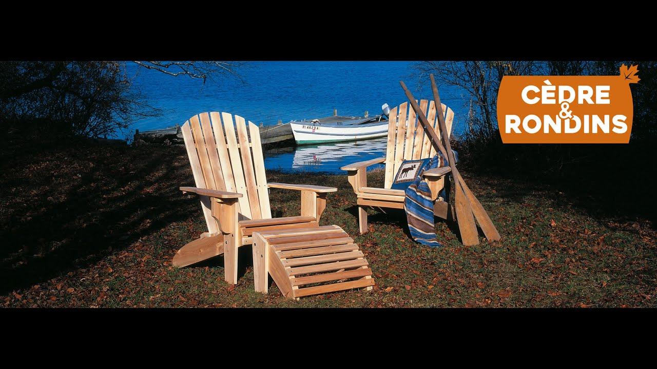 emejing table de jardin en bois rondin images amazing house design. Black Bedroom Furniture Sets. Home Design Ideas