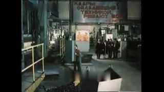 Город встречает праздник.1981.СССР