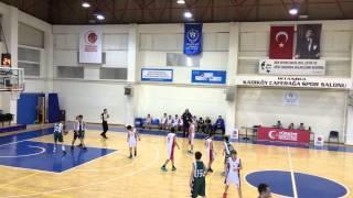 Gambar cover İstanbul Anadolu Yıldızları Basketbol Küçük Erkek Grup Maçı.