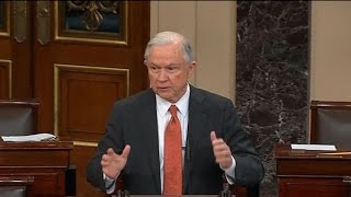 Sessions' accession: Senator once rejected from court appointment for 'racism' now Trump's AG Free HD Video