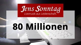 80 Millionen | Max Giesinger | Instrumental-Cover