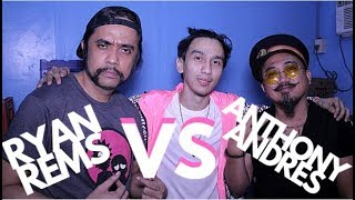 The Uto Uto Game   Special Episode : Ryan Rems vs Anthony Andres