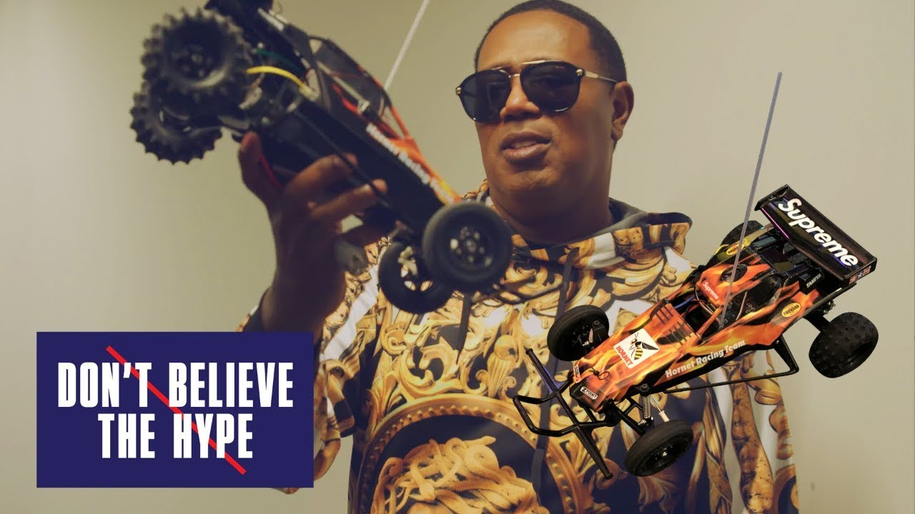 Master P Breaks the Supreme RC Hornet Car: Don't Believe the Hype