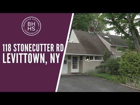 Welcome To 118 Stonecutter Rd, Levittown, NY Virtual Tour | Long Island Homes For Sale