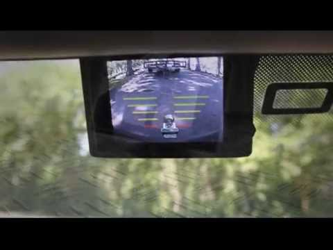Smart Hitch Back Up Camera And Sensor System