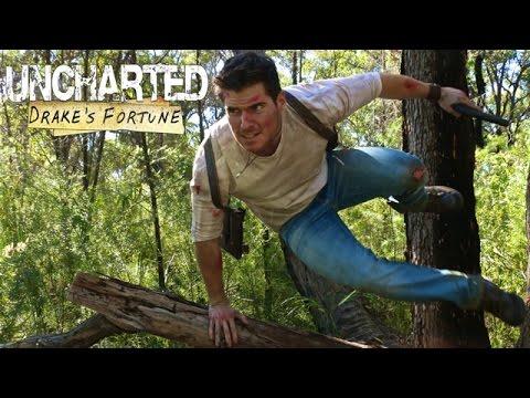 Nathan Drake: Final Cosplay Reveal- Slideshow