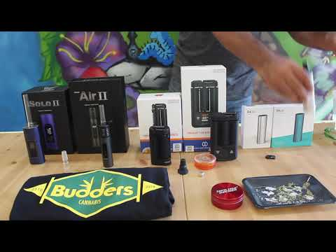 Arizer Solo 2 vs Air 2 vs Storz and Bickel Mighty Vaporizer vs Crafty vs PAX 2 vs PAX 3 Vapes