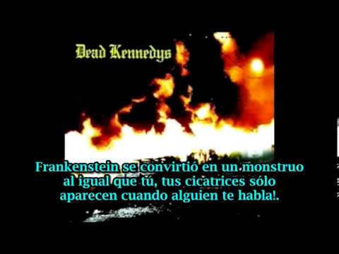 Dead Kennedys Your Emotions (subtitulado español)