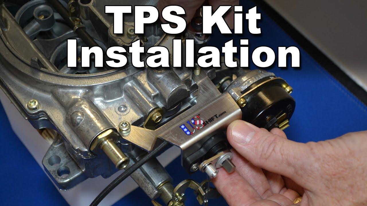 maxresdefault us shift throttle position sensor kit installation youtube,Holley Throttle Position Sensor Wiring Diagram