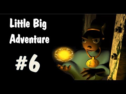 Little Big Adventure | Ep.- 6 ¿Cárcel, que es eso? Videos De Viajes