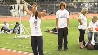 Leryn Franco, la atleta más sexy de los Juegos Olímpicos