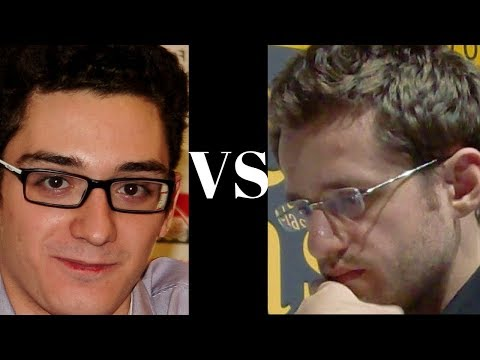 How to tame the dreaded Marshall Gambit ?! Fabiano Caruana v