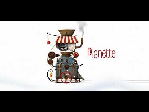 Pianette trailer Mp3