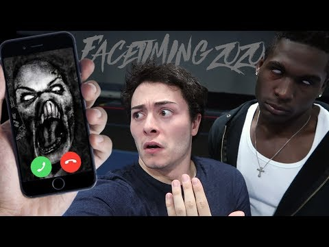 CALLING ZOZO ON FACETIME AT 3 AM (HE POSSESSED MY FRIEND) | DO NOT FACETIME ZOZO AT 3:00 AM!