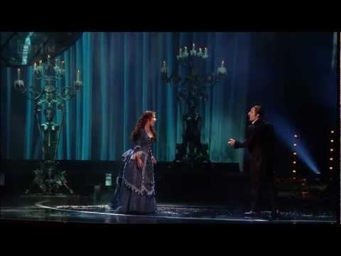 Ramin Karimloo & Sierra Boggess: Phantom of the Opera (Classic Brit Awards) [HD]
