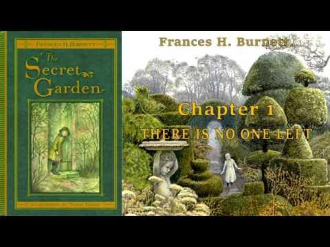 The Secret Garden [Full Audiobook] by Frances Hodgson Burnett