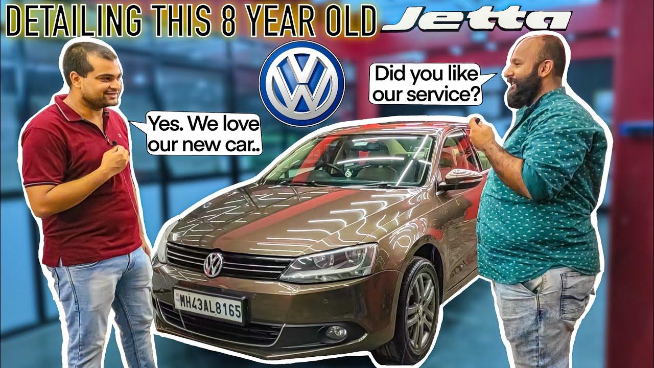 We made this 8 year old Car look Brand new | Hindi | Brotomotiv