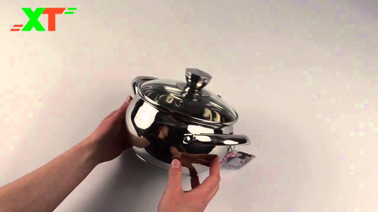 Интернет магазин посуды. Купить кастрюлю Тайлер - YouTube
