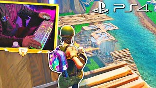 Using Mouse & Keyboard on PS4!!