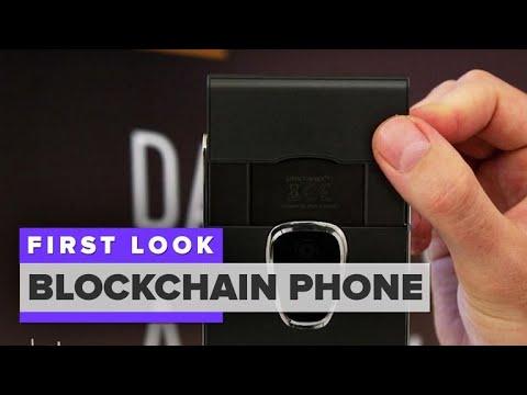 Sirin Finney blockchain phone first look