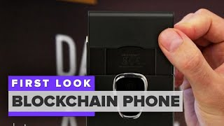 Sirin Finney blockchain phone first look