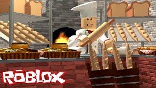 Roblox - ESCAPE DA PADARIA (Escape The Evil Bakery) #VídeoExtra
