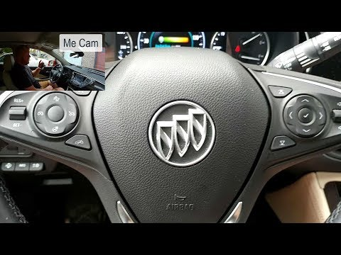 2019 Buick Envision interior review