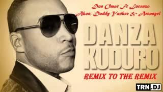 DJ RN SR Danza kuduro   Daddy Yankee 130