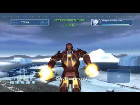 Iron Man 1 : PC : Frozen Ship (8/13)