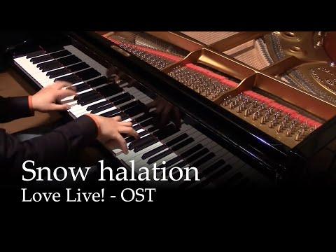 Snow Halation - Love Live! OST [piano]