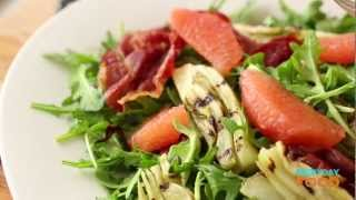 Grapefruit And Grilled Fennel Salad | Everyday Food With Sarah Carey