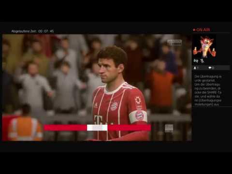 FIFA 18 14.10.2017 FC Bayern München - SC Freiburg Live Übertragung PS4