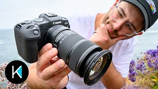 Canon EOS RP Review | Is It Worth It? - Kinotika Hosted By Dave Maze