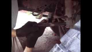 видео Рулевое управление Уаз-3151, 31512, 31514, 31519 без гидроусилителя