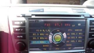 Mazda 3 Caska 3035 Indash