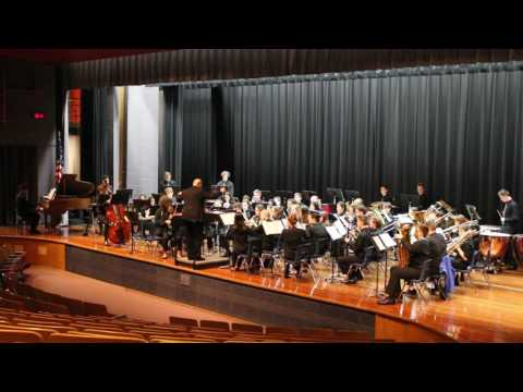 Wind Ensemble Frenergy May 5 2017 Great East Music Festival