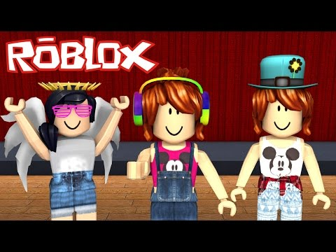 Roblox – BATALHA DE LOOKS COM A MI (Design it)