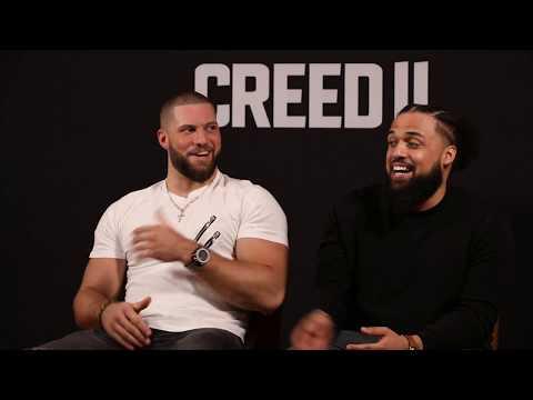 Creed II Interview | Florian Munteanu & Steven Caple Jr.