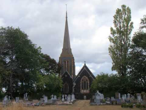 Australian Churches Part 1 Photo Pictorial