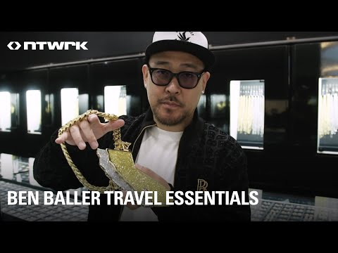 NTWRK Spends A Day In The Life Of Pop Cultures Favorite Jewelry Maker, Ben Baller