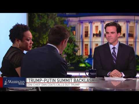 President Donald Trump faces political firestorm after Putin meeting