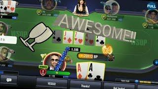 WORLD SERIES OF POKER GAME - PLAY 12.5/25 MILLION BET TABLE screenshot 3