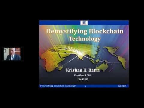 Demystifying Blockchain for Procurement & Supply Chain