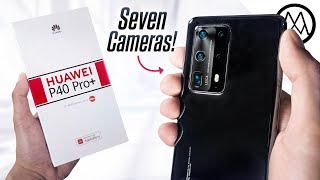 Huawei P40 Pro+ Unboxing!