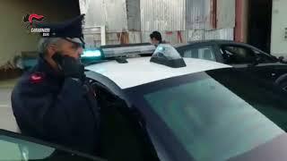 Rapine ai tir, 9 arresti