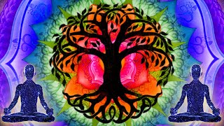 Release Inner Conflict and Struggle, Greater Vital Energy, Deep Cellular Cleansing Music