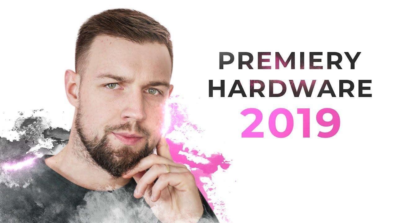 Na jaką kartę graficzną i procesor czekamy? | PREMIERY PC w 2019!